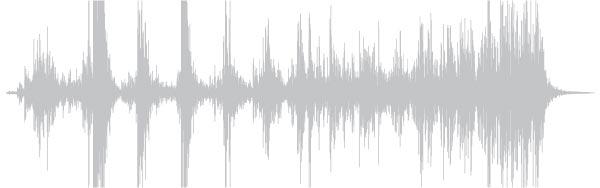 Визуализация на звукова спектрограма от търкалящ се похлупак
